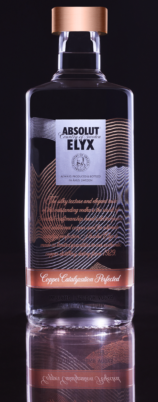 Absolut Elyx bottle shot1